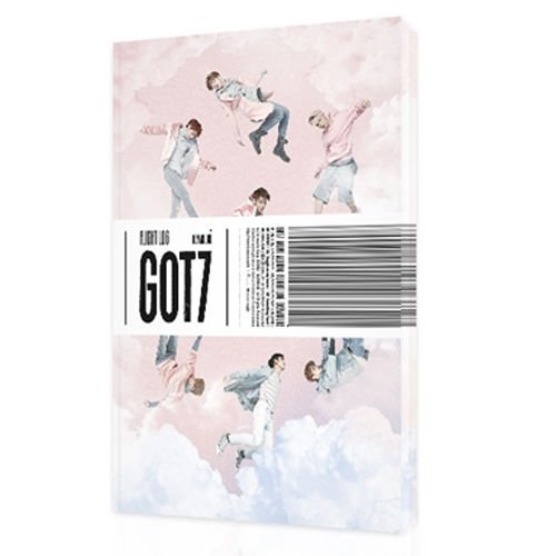 got7-flight-log-departure-5th-mini-album-rose-quartz-ver-cd-poster-100p-photo-booklet-photo-card-pho