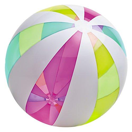 Intex 59066 - Palla Gigante, 107 cm, Multicolore