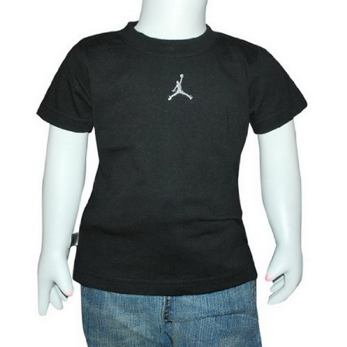 Baby Infant Jordan by Nike casual short sleeve T-Shirt / Tee 3/6M black