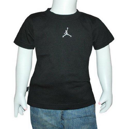 Baby Infant Jordan by Nike casual short sleeve T-Shirt / Tee 3/6M black