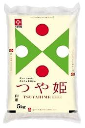 【精米】[数量限定] 山形県産 特別栽培米 白米 つや姫 5kg
