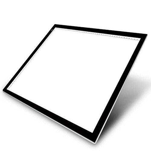 Huion A3 Ultra Thin Usb Led Light Tracing Board Light Box (Black)