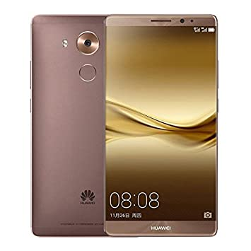 Huawei mate8 with European Firmware installed 4GB RAM 64GB ROM Android 6.0 Octa Core Fingerprint 4G LTE Dual Sim Full Active 6.0 inch FHD 16MP Mocha Gold