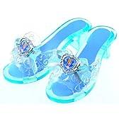 ディズニープリンセス 魔法のガラスの靴(ブルー)