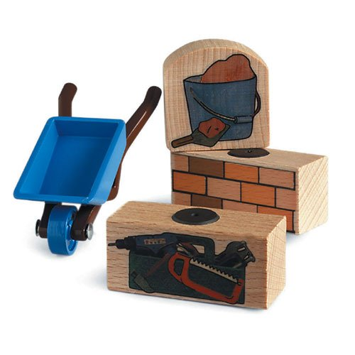 BRIO - Bricklayer Accessories - 1