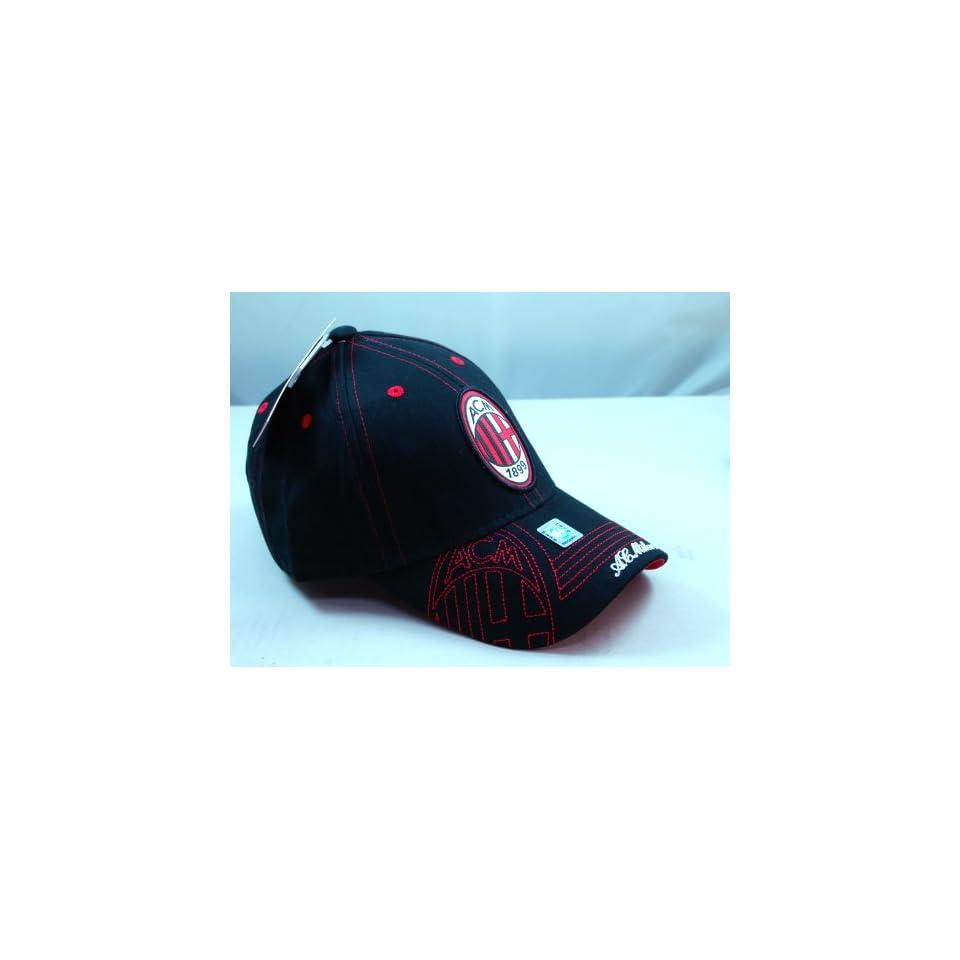 AC MILAN OFFICIAL TEAM LOGO CAP / HAT   ACM003