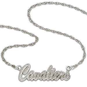 Logoart Cleveland Cavaliers Team Name Script Necklace by Logo Art