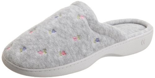 Cheap Isotoner Women's Embroidered Clog (B0049198JA)