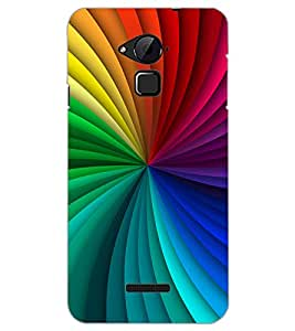 COOLPAD NOTE 3 ILLUSSION Back Cover by PRINTSWAG