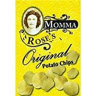 SUCCESS SNACKS MR1001 Momma Roses Potato Chips-MOMMA ROSES ORIG CHIPS