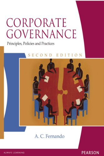 literature review in corporate governance Corporate governance as a subject came into being as a fire fighting tool following a spate of corporate scandals that rocked the entire.