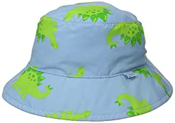i play. Baby Boys\' Mod Bucket Sun Protection Hat,Light Blue, Infant/6 18 Months
