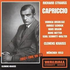 Strauss: Capriccio [UK-Import]