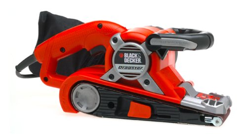 Big Save! Black & Decker DS321 Dragster 7 Amp 3-Inch by 21-Inch Belt Sander with Cloth Dust Bag