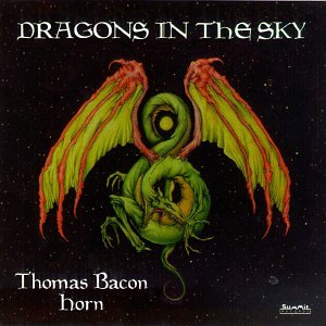 Dragons in the Sky by Thomas Bacon