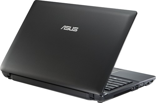 Asus - X54L-BBK4 - 15.6 Laptop - 2nd Intel i3-2330M 2.2GHz Processure - 4GB Memory - 500GB Hard Drive - Webcam - WiFi - Frowning