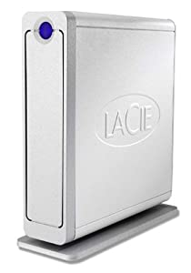 LaCie 200 GB External hard drive d2 Firewire/USB 2.0 Extreme with Triple Interface (300769)