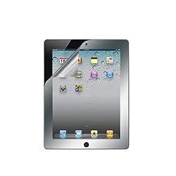 Phone Links: Mirror LCD Screen Protector Cover Film for Apple iPad Mini 16GB 32GB 64GB