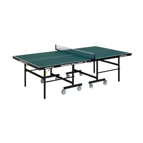 Butterfly Premium Rollaway Table Tennis Table