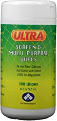 AW Distributing UWRD-100 Electronics/Screen Cleaning Wipes
