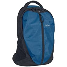 Manhattan Airpack Blue/Black Polyester Airpack Blue/Black Polyester Airpack Blue/Black Polyester Airpack Blue/Black Polyester 19.5In L X 13In W X 2.5In H
