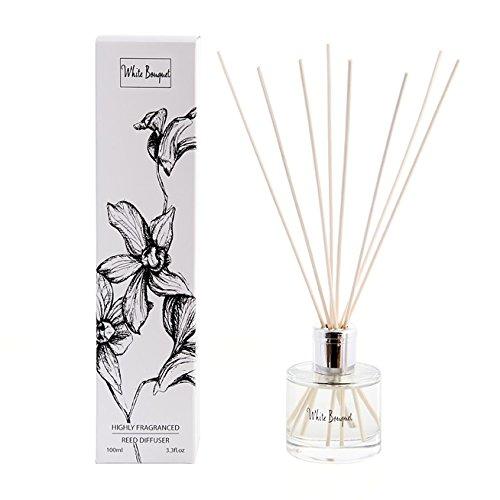 White Orchid ホワイトブーケ リードディフューザー