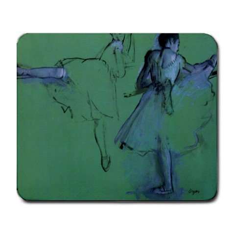 Dancers at the Bar By Edgar Degas Mouse Pad