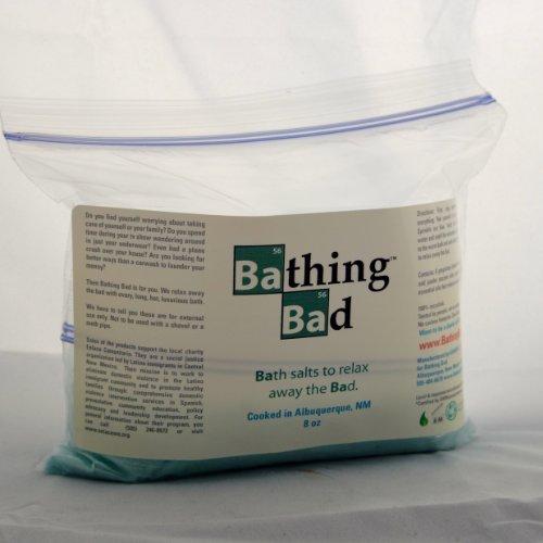 Bathing Bad Bath Salts (8 oz bag)