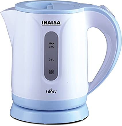 Inalsa Glory 0.9-Litre Cordless Electric Kettle