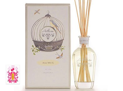 Anthousa Parisian White Tea Aromatherapy Scented