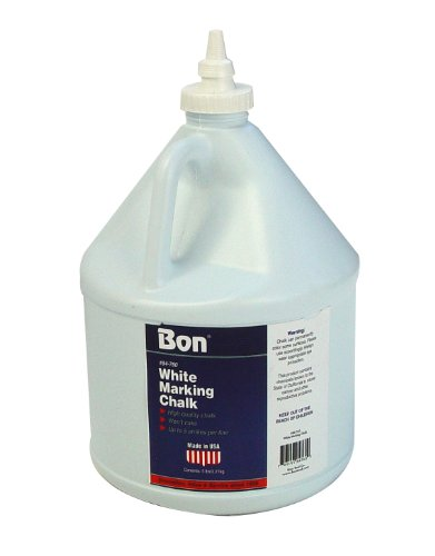 Link to Bon 84-760 5-Pound Chalk for Chalk Box, White