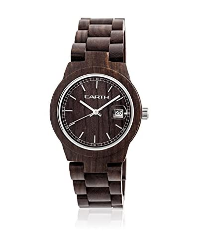 Earth Wood Watches Reloj con movimiento japonés Unisex 48 mm
