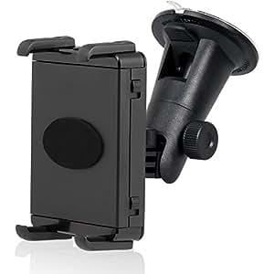 Wicked Chili KFZ Scheiben Halterung für Tablet und Smartphone (360 Grad, geeignet bis 10,5 cm Höhe / 20,5 cm Breite, für Bumper & Case, Made in Germany)
