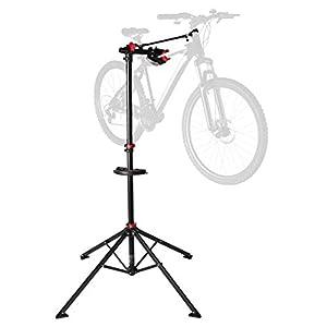 【Amazon限定ブランド】ウルトラスポーツ 自転車メンテナンススタンド 無段階調整フレームマウント
