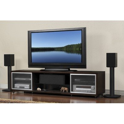 Cheap SR-Series 75″ TV Stand in Espresso (SR-V (75) (E))