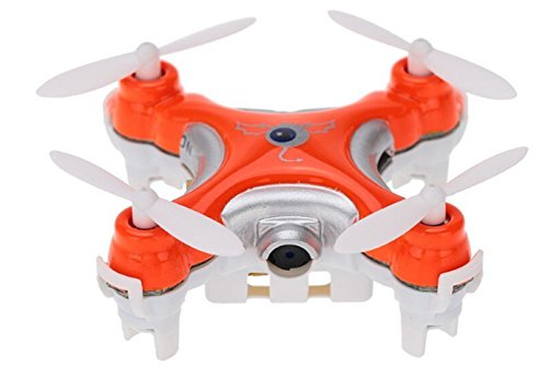 Cheerson CX-10C Mini 2.4G 4CH 6 Axis Nano RC Quadcopter...