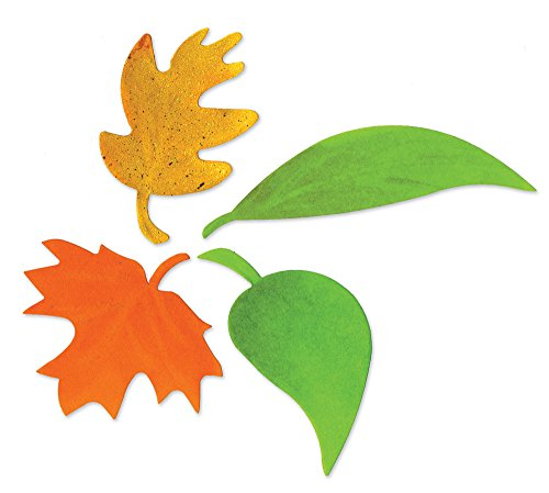 Sizzix Originals Die-Large Leaves #2