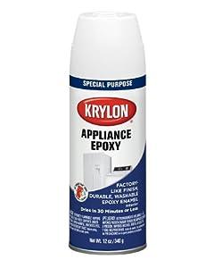 Krylon Appliance Epoxy Spray Paint White