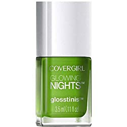 Covergirl Glowing Nights Glosstinis Nail Gloss, 720 Glow All Nite