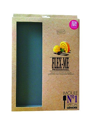 Ard'time FP-GENOI Plaque pour Génoise Silicone Platinum