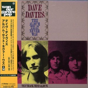 Dave Davies - Album That Never Was - Zortam Music