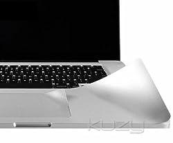 Kuzy - NEWEST PALMREST with Trackpad Sticker for New Apple MacBook Pro 15.4
