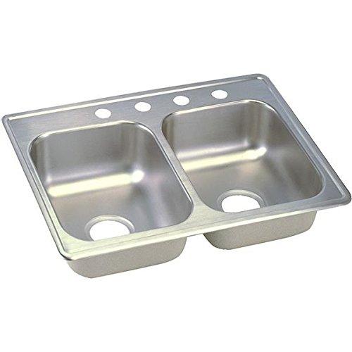 Elkay D225194 Dayton Kitchen Sink, 25