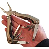 Valtev 12 Function Multi Tool Pliers with Hoof Pick