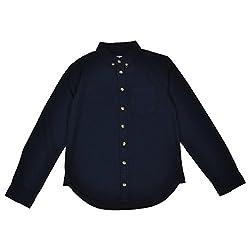 NOQNOQ Ribbed Collar Shirt Boys NN Style 01 BOY A