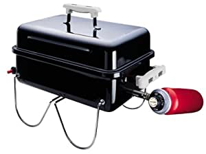 Weber 1520 Propane Gas Go-Anywhere Grill (Discontinued by Manufacturer)