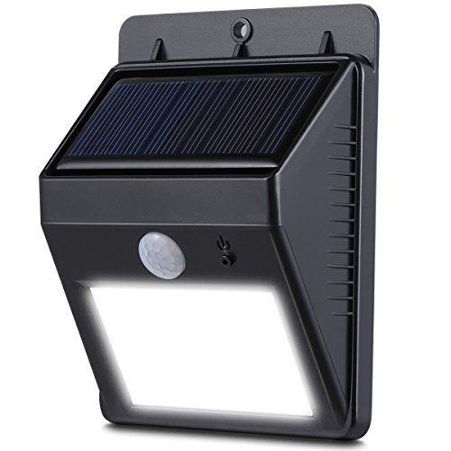 Lampe solaire exterieur les bons plans de micromonde for Lampe solaire pour portail