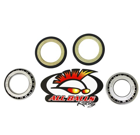 All Balls 25-1204 Rear Wheel Bearing Kit All Balls Racing