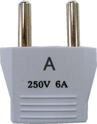 ヤザワ 海外用電源プラグAタイプ HP1