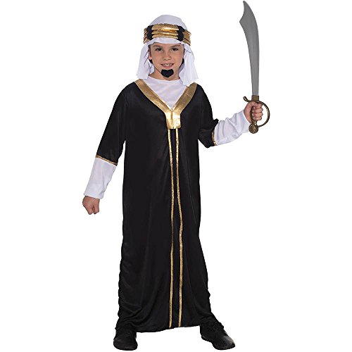 Arabian Sultan Kids Costume